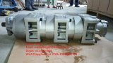 Komatsu 705-56-47000 da bomba de engrenagens hidráulica da pá carregadeira de rodas para Wa600-3