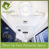 50W*300hショッピングモールのためのアルミニウムプロフィールのバッフルの天井
