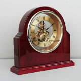 Часы Glossry Rosewood деревянные каркасные