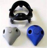 Выполненный на заказ лицевой щиток гермошлема газа силиконовой резины