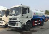 Dongfeng 4*2のジェット機で行くタンカートラック15000リットルの水輸送の