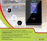 Pantalla táctil de 125kHz de la tarjeta de identificación del sistema de control de acceso (SC700).