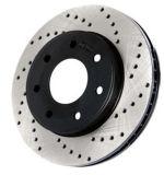 Disque de frein arrière de pièces d'auto pour le passage 6c11 2A315AA de Ford