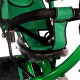 Красный трицикл ребенка выборов голубого зеленого цвета 3