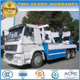 Camion resistente di rimozione del blocco stradale dei camion di rimorchio di HOWO 25t