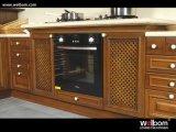 De Welbom Aangepaste Stevige Houten Keukenkast van de Luxe