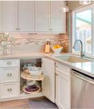 2015 Madeira Branca Welbom Designs de cozinha.