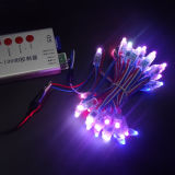 Pixel Point F DIP8 12mm Numérique Chaîne de lumière à LED RVB (WS2811)