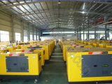 gerador Diesel ultra silencioso de 240kw/300kVA Shangchai para a fonte dos poderes de emergência
