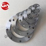 Brides de plaque modifiées de l'acier du carbone 150lbs FF