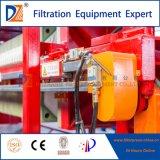 Wasserbehandlung-Filterpresse mit der speziellen Membrane