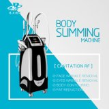 Massagem de Velashape Cavitation+Vacuum+RF+Laser+Roller que Slimming o Ce da máquina da beleza