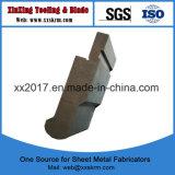 Bremsen-Hilfsmittel für Blech-Hersteller betätigen