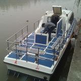 20seats de binnenwaartse Boot van Crewferry van de Passagier van de Snelheid van de Dieselmotor voor Verkoop