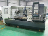 De grote As droeg CNC de Vlakke Machine Ck6163 van de Draaibank