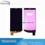 Alta qualità dell'affissione a cristalli liquidi del telefono per il mini schermo di tocco del SONY Xperia Z3