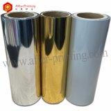 Пользовательские цвета на основе металлических тепловой BOPP ламинирование пленки