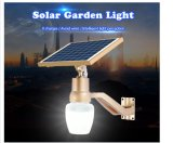 2016 Hot Sale Gold Solar Garden Lamp