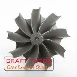 Asta cilindrica della rotella di turbina di Td06hr-9b