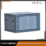 Gabinete refrigerando do server CCTV 6u de Finen 19 do ''