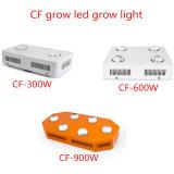 300W 600W 900W para la opción, LED crecen precio de fábrica ligero