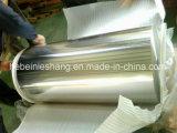 Embalagem grossista alimentar uma folha de alumínio