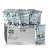 Papel revestido del solo PE de las caras para el bolso de la bolsita del azúcar de Starbucks