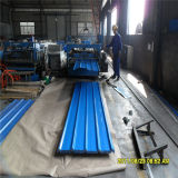 Metal elevado mergulhado quente do revestimento de zinco de ASTM G60 que telha folhas galvanizadas corrugadas
