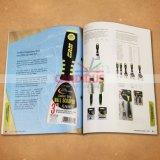 Печатание брошюр буклета каталога инструментов специальностей