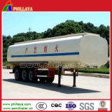 3axles de zware Tank van de Stookolie van de Vrachtwagen Voor Semi Aanhangwagen