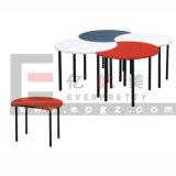 Mesa de leitura quente da venda quente de mesa para mobiliário escolar