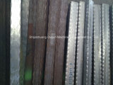 Hierro ornamental de acero Craft Embossing Equipment / Cold Rolling repujado de la máquina para el pasamano de hierro forjado