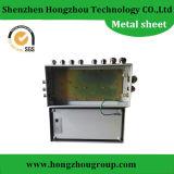 Peça de metal galvanizada personalizada da folha do aço inoxidável