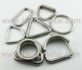 De D-vormige ring van het roestvrij staal met Vingerhoedje