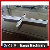 Rolo do teto da grade da T-Barra que dá forma ao teto falso da grade da máquina T