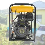 """2 polegadas/2 """"/50mm 4 HP Portable Diesel Limpo da Bomba de Água"""