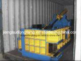 スクラップのリサイクルのための油圧金属の梱包機