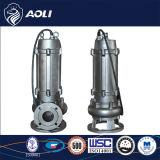 Ss 304/pompa per acque luride sommergibile Ss316L/di Ss316