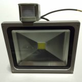Precio barato impermeable solar portátil de luz LED Sensor