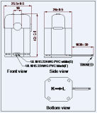 Split Core Current Transformer 333mv