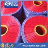 Шланг высокого качества положенный PVC плоский для полива
