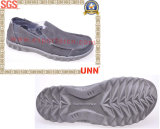 Chaussures de toile en bronze des hommes (SD9052)