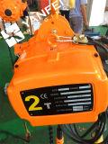 사슬, 전기 체인 호이스트를 위한 사슬 블럭