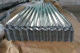 亜鉛コーティングの波形の屋根ふきシート