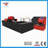 Taglio automatico del laser del profilato quadro per tubi Laminotor della fibra del laser (TQL-MFC500-3015)