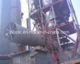 Fábrica de cimento/a produção de cimento