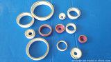 良い業績の金属で処理された陶磁器のリング