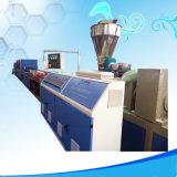 PVC 널 위원회 또는 단면도 생산을%s 원뿔 쌍둥이 나사 압출기 기계 Sjsz 65/132