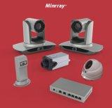 Sdi LANによって出力される自動追跡PTZのカメラのビデオ会議のカメラ(UV100)