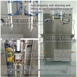 Huile d'olive Bsb Pet semi-automatique Machine de remplissage/bouchon de remplissage